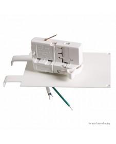 Трековое крепление с 3-фазным адаптером к 05121X белый LIGHTSTAR ASTA 594036