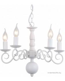 Люстра подвесная Arte Lamp Isabel A1129LM-5WH