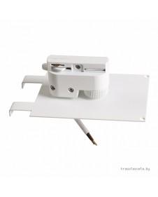 Трековое креплением с 1-фазным адаптером к 05121X белый LIGHTSTAR ASTA 592036
