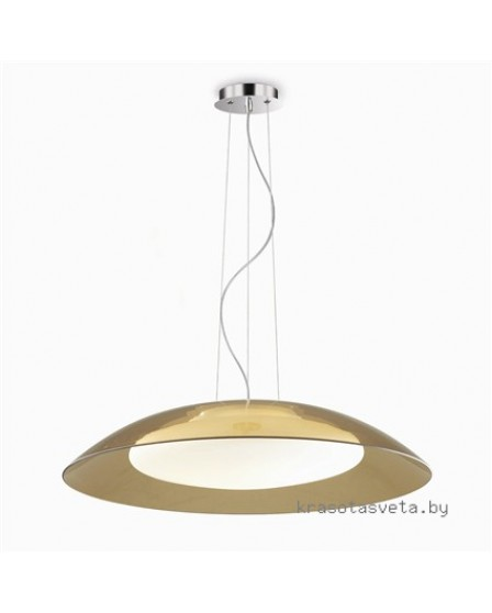Светильник IDEAL LUX LENA SP3 D64 MARRONE  66608