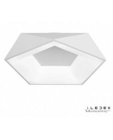 Потолочный светодиодный светильник iLedex LUMINOUS S1889/55 WH