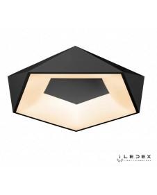 Потолочный светодиодный светильник iLedex LUMINOUS S1889/55 BK