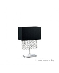 Светильник IDEAL LUX PHOENIX TL1 NERO 113708