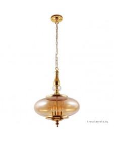 Подвесной светильник Crystal lux MIEL SP4 GOLD 2451/204