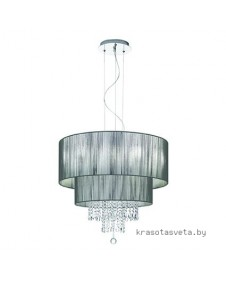 Светильник IDEAL LUX OPERA SP6 NERO 103327