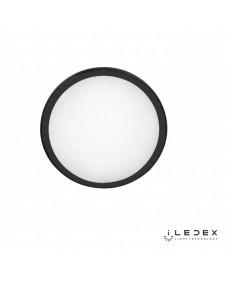 Бра, настенный светодиодный светильник iLedex SYZYGY X090310 10W BK